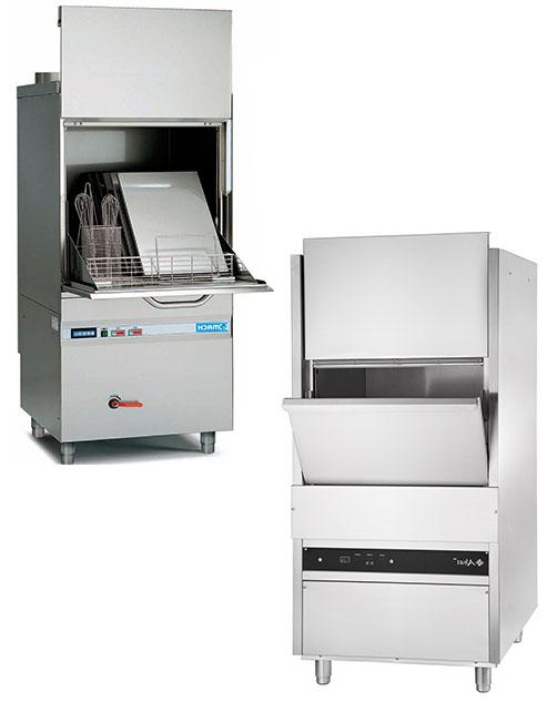 Ремонт промышленных посудомоечных машин